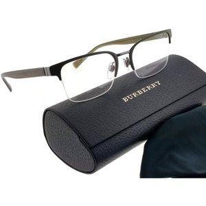 239681ef5b BE1308-1222-54 Men s Green Frame Eyeglasses NWT